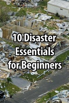 You don't have to be a hardcore survivalist to make it through the most common disasters, but you have to at least cover these disaster essentials. Survival Essentials, Urban Survival, Camping Essentials, Survival Prepping, Emergency Preparedness, Survival Skills, Emergency Planning, Emergency Kits, Survival Hacks