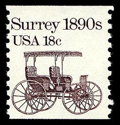 18c Surrey coil single