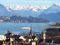 A view to contemplate...Lucerne.