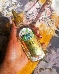 Vatika Hair Oil, Natural Hair Tips, Natural Hair Styles, Natural Afro Hairstyles, Locs, Hair Hacks, Shea Butter, Beauty Hacks, Hair Care