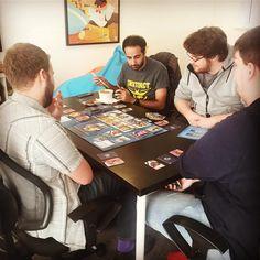 It's FriYay! We decided to play Legendary to celebrate  . . . #GameDev #GameDeveloper #GameProgrammer #ProgrammersLife #Gamer #Games #BoardGame #BoardGaming #GamerGirl #BoardGames #Legendary #Games #TableTopGame #TableTop #BoardGameGeek #Game #TableTopGames #TableGame #LoveGaming #GameStudio #GameGeek #RollTheDice #PlayToWin #PlayGames #BestGames #WorkHardPlayHard #GameDay #GameLove #WestPierStudio