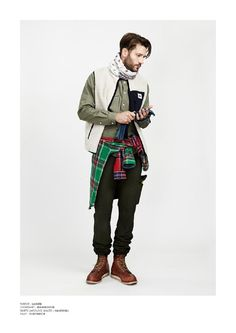 ISSUU - Penfield Fall/Winter 2013: The Coldest Day by Penfield
