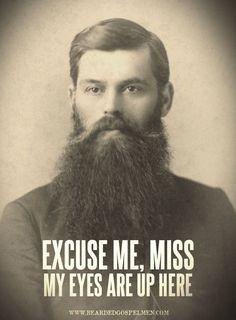 Excuse me, Miss.