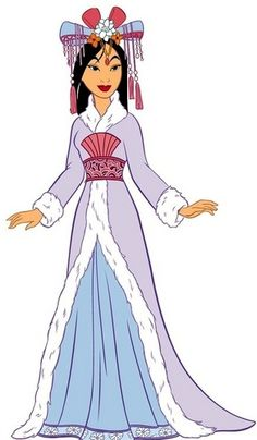 chibi mulan | Mulan - disney-leading-ladies Photo