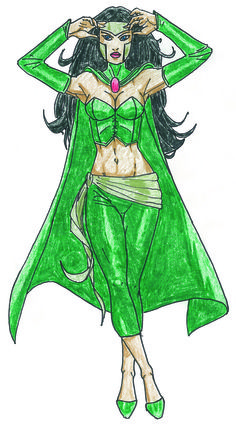 The Enchantress (DC)