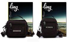YESO Waterproof Waist Belt Shoulder Crossbody Messenger Pack Sport Mini Bag