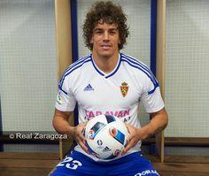 Rolf Feltscher Real Zaragoza 2016/17 22ª incorporación (jugador nº 728)