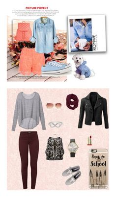 """""""10"""" by amina-d-394 ❤ liked on Polyvore featuring maurices, LeSportsac, Jane Norman, Converse, Beacon, Victoria's Secret, J Brand, Keds, Forever 21 and Jewel Exclusive"""