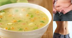 Dieta da Sopa Milagrosa Completa Para Perder Peso e Desinchar a Barriga facilmente Detox Recipes, Healthy Recipes, Detox Foods, Anti Inflammatory Recipes, Low Calorie Recipes, Mexican Food Recipes, Food To Make, Healthy Lifestyle, Food And Drink