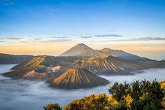 De mooiste plekken op aarde (deel 2): Bromo vulkaan op Java, Indonesie