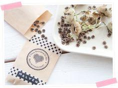 Popular Der Herbst kommt Samen aus dem Garten sammeln und h bsch verpackt