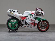 Honda VFR750R (RC30), Ex-Toni Inauen, Model Year 1994