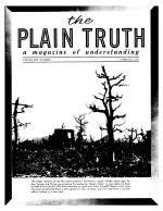 Today's Religious Doctrines... how did they begin? - Installment 4 Plain Truth Magazine February 1960 Volume: Vol XXV, No.2 Issue:
