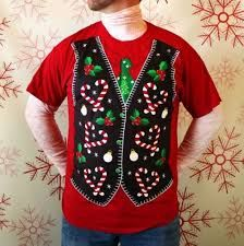Image result for scary Christmas sweater