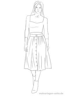 model ausmalen topmodel malvorlage kleid | malvorlagen - ausmalbilder | topmodel malvorlagen