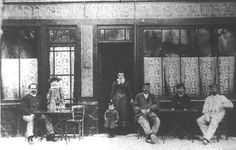 Auberge Ravoux, circa 1890. Van Gogh's last residence for his last 70 days of life,also home to Dr. Paul Gachet.Vincent's brother Theo & friend Pissaro thought the quiet & beauty of Auvers & proximity to the good doctor would permit Vincent to rest,paint+recover from the melancholy that caused him to attempt suicide & in 1889 to cut off his ear.He left Saint Paul asylum in Saint-Rémy-de-Provence & moved there on May 20 1890 where he rented a tiny 7m2 room on the top floor for 3.50…