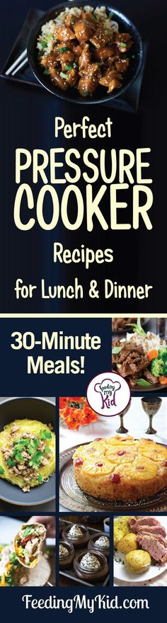This is a must pin! Check out these amazingly tasty pressure cooker recipes that…