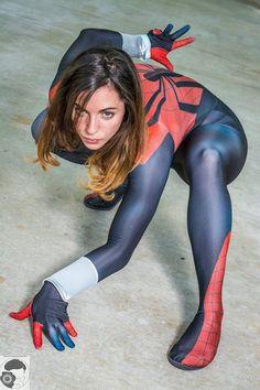 "Jackie ""Spider-Girl"" Cosplay"