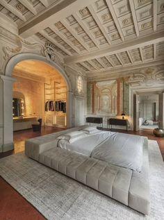 Dream House Interior, Luxury Homes Dream Houses, Dream Home Design, Home Interior Design, Interior Architecture, Beautiful Interior Design, Classical Architecture, My Dream Home, Exterior Design