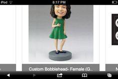 Custom bobble head!!