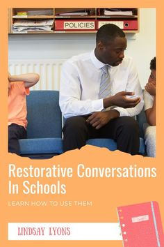 It is important to repair the harm done to a member of the community, especially in schools. Restorative conversations are opportunities to unpack each student's understanding of what happened, how they felt, and their suggestions for repairing the harm. Read my article to learn how to do this.  #leadership #motivation #success #inspiration #mindset #leader #coaching #leadershipdevelopment #hustle #leaders #community #growth #education Special Needs Students, Teacher Resources, Teaching Ideas, Student Behavior, School Community, Motivation Success, Teacher Quotes, Leadership Development, My Emotions