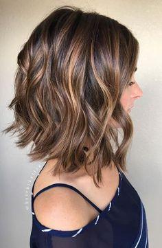 Medium Hair Cuts, Short Hair Cuts, Medium Hair Styles, Curly Hair Styles, Mid Length Hair Styles For Women, Short To Medium Hair, Straight Shoulder Length Hair Cuts, Choppy Bob Hairstyles, Straight Hairstyles