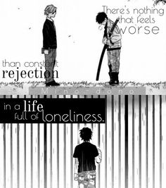 Anime knows exactly what goes one in my life. -Zoya