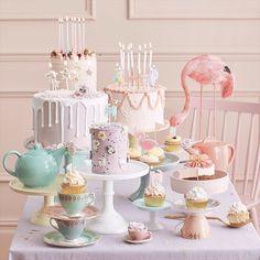 Tea Party Birthday, Princess Birthday, Princess Party, Baby Birthday, Birthday Ideas, Birthday Girl Pictures, Alice In Wonderland Tea Party, Making Candles, Tea Parties