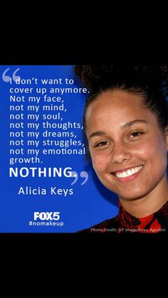 One of the best singers ever. Even just because she's such a good example and so wise