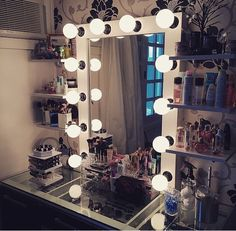 Dream makeup setting