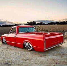 GMC truck..