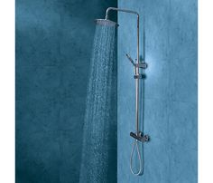 Conjunto de ducha Sensea CON GRIFO TT HEBE - Leroy Merlin