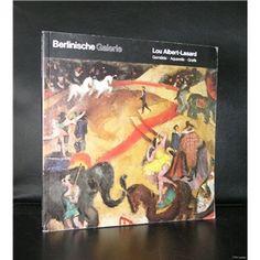 Berlinische Galerie # LOU ALBERT-LASARD #1983, nm