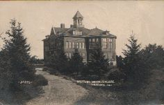 Western Union College, Le Mars, IA -- founded in 1887 and known as Westmar College after 1948, closed in 1997