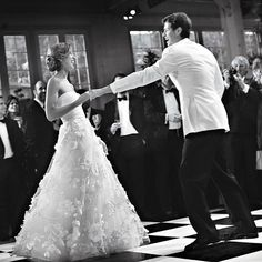 Freaking Out Over Your First Dance? We're Here to Help