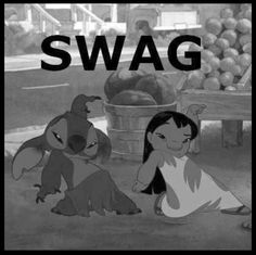 Lelo and stitch swag! XD