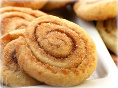 CREAM CHEESE CINNAMON SWIRLS