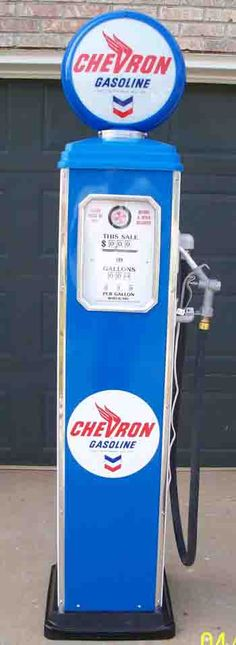 wouldnt it be cool if you could hook a keg up to an old gas pump...  and have a beer pump