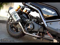 DROWsports Yamaha Zuma125