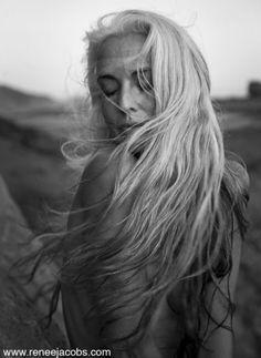 THE BEAUTIFUL PEOPLE PROJECT: Yasmina Rossi, Time Traveller & Fallen Angel, Malibu, California