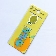 Cute Food & Animal Magnetic Bookmarks