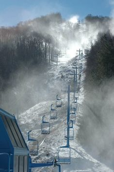 Read kid friendly reviews of Cataloochee Ski Area in Maggie Valley, North Carolina #trekarooing