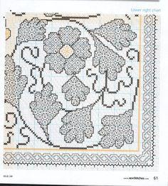 Gallery.ru / Foto # 1 - Pillow com ornamento floral - miamora