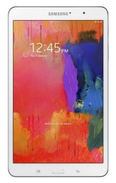 Tablet Samsung Galaxy Tab Pro 8.4-Inch Tablet (White) #Tablet #Samsung