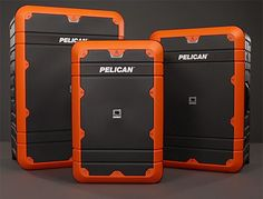 """Pelican ProGear Elite Luggage Collection Pelican is the foremost name in waterproof camera and equipment cases. Now they've created a collection of hard-sided luggage that is also watertight, crushproof, and lightweight. The ProGear Elite Luggage Collection includes the 22"""" Carry On, 27"""" Weekender, and the 30"""" Vacationer, all backed by Pelican's lifetime guarantee."""