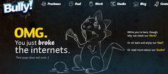 404 pages inspiration  -------------  Wil je minder 404's? of gewoon een betere website? Neem dan eens vrijblijvend contact op met Budeco http://budeco.nl/contact