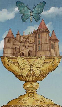 tarot: ace of cups