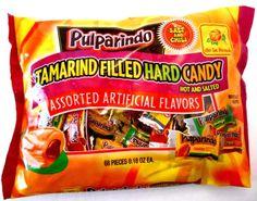 Pulparindo Hard Candy