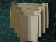 Photo Album Scrapbooking, Mini Scrapbook Albums, Scrapbook Pages, Diy Mini Album, Mini Album Tutorial, Envelope Book, Bookbinding Tutorial, Scrapbook Templates, Album Book