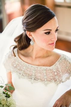 ~Photography: Lauren Gabrielle Photography - laurengabrielle.com  Read More: http://www.stylemepretty.com/2014/05/23/classic-manhattan-wedding/